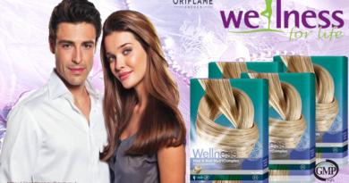 Как остановить выпадение волос? Нутрикомплекс для волос и ногтей Wellness
